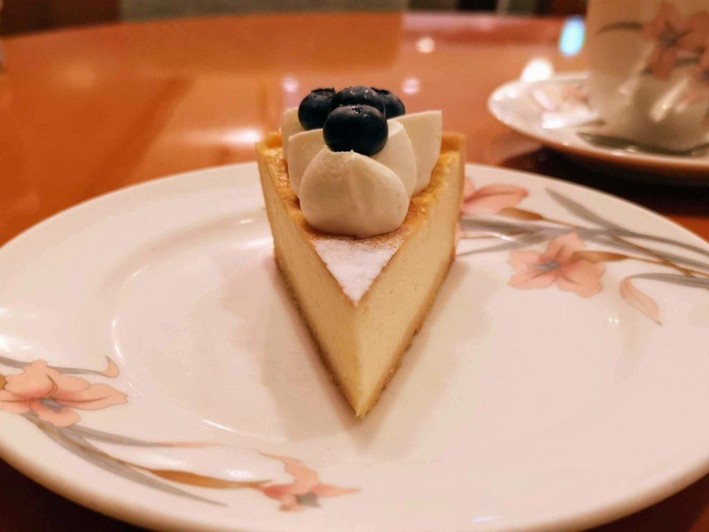 東京風月堂 ブルーベリーチーズケーキ