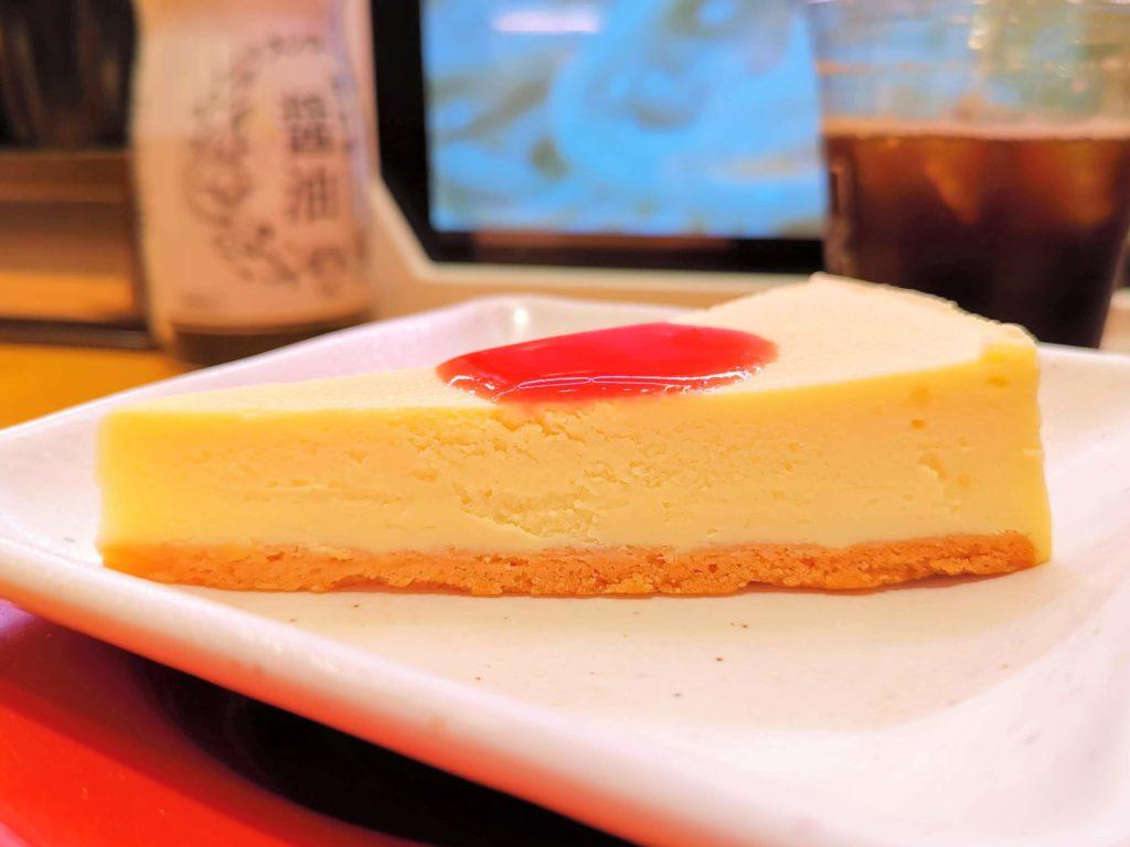スシロー ニューヨークチーズケーキ (2)