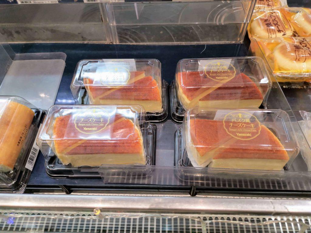 山崎製パン バスク風チーズケーキ (4)