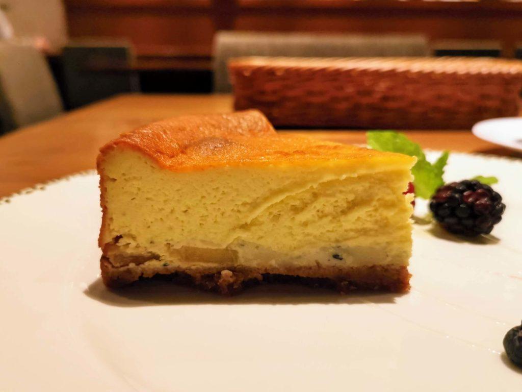 ミタスカフェ 自家製チーズケーキ (6)