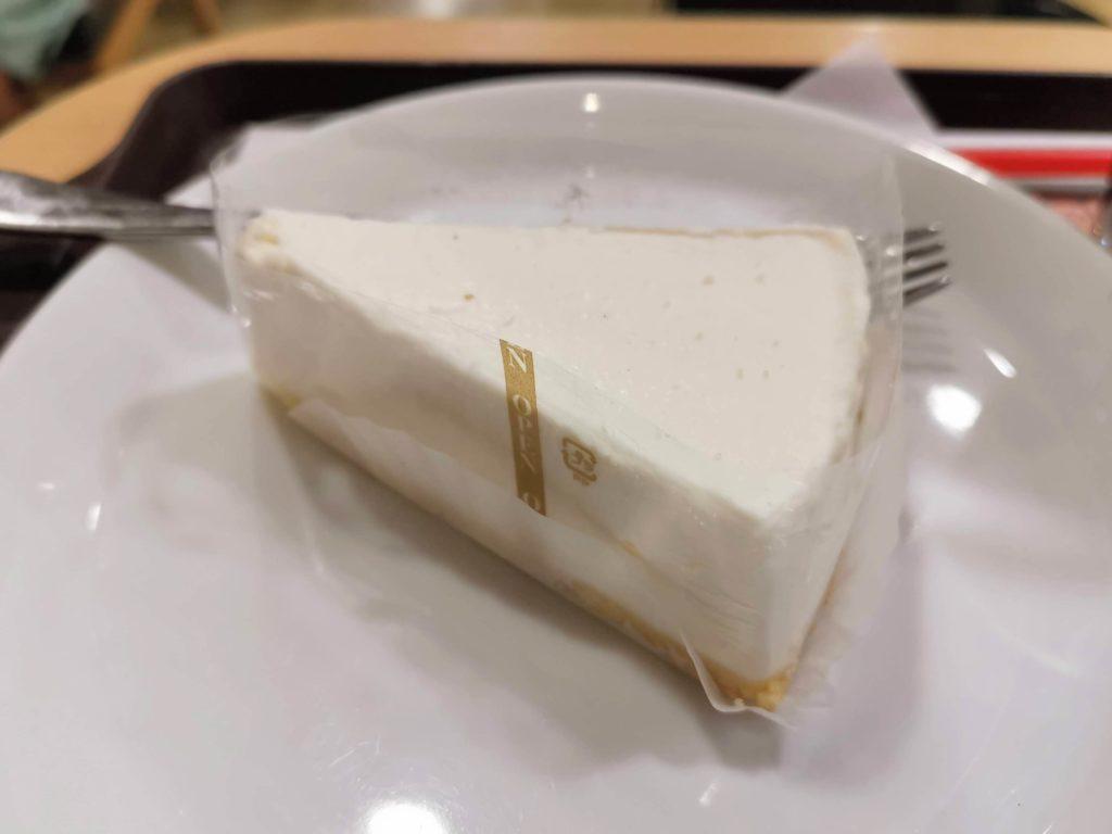 ロッテリア レアチーズケーキ (12)