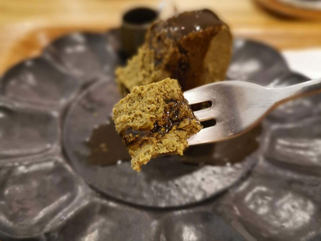 代官山 Assemblage(アッサンブラージュ) ほうじ茶チーズケーキ (18)