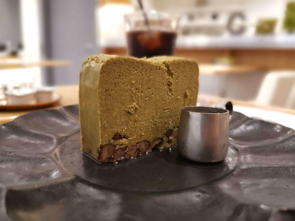 代官山 Assemblage(アッサンブラージュ)ほうじ茶チーズケーキ (11)