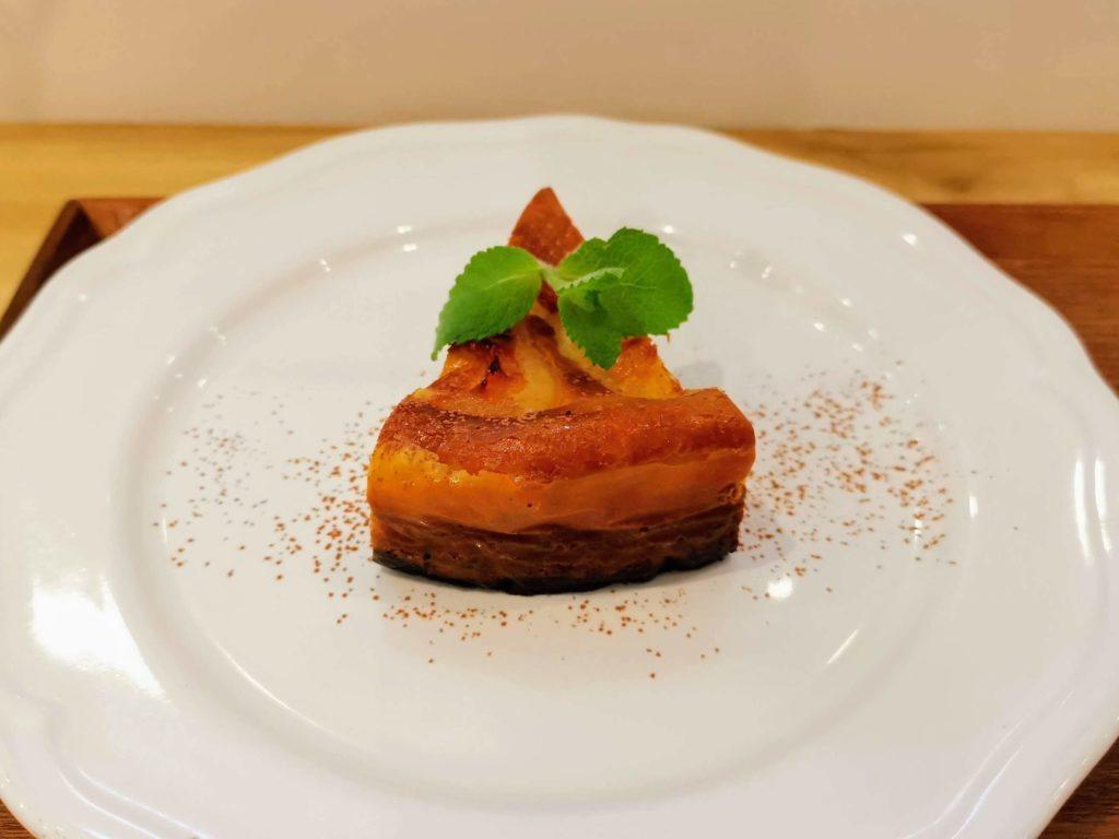 赤坂 ニュージーランドカフェ 自家製ベイクドチーズケーキ (9)