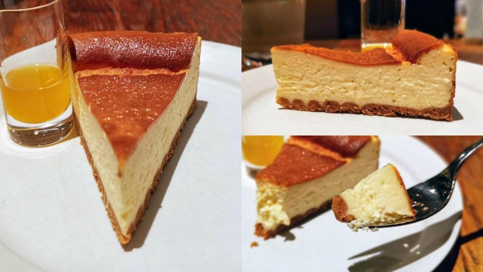 新宿 ブルックリンパーラー ニューヨーク ベイクドチーズケーキ