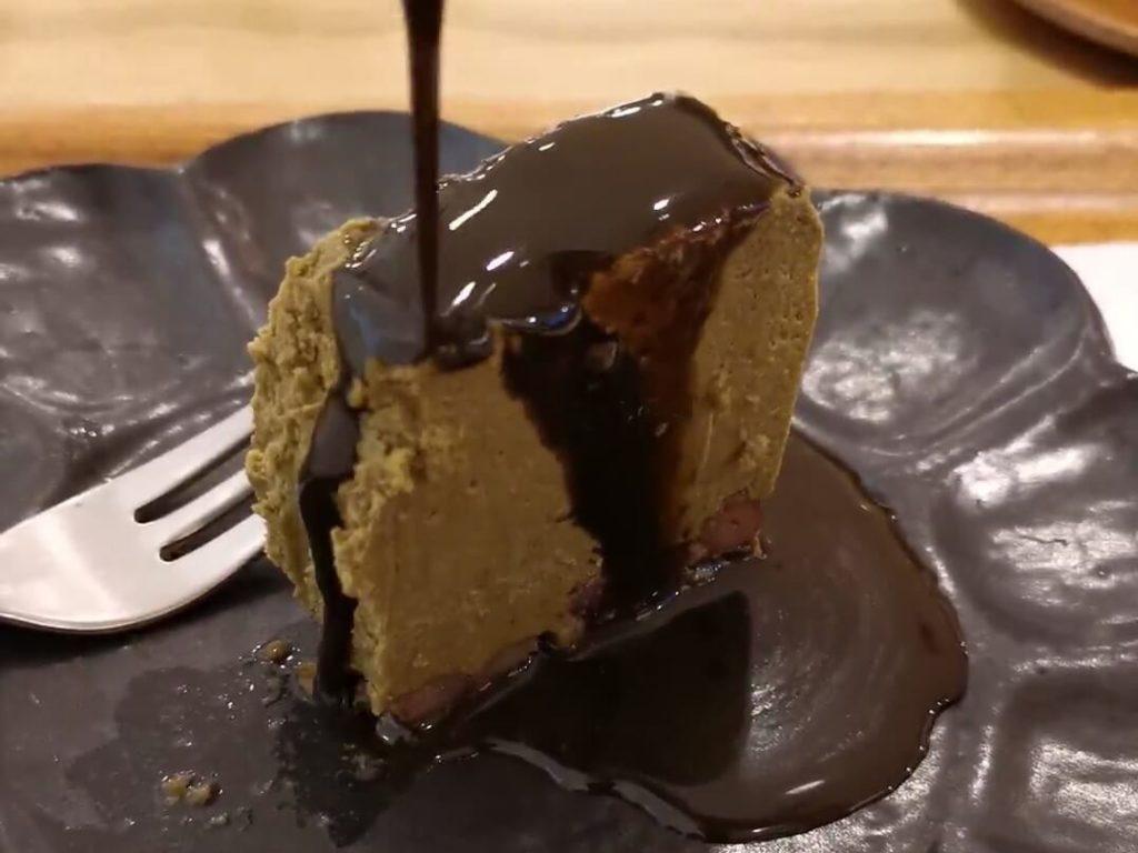 代官山 Assemblage(アッサンブラージュ) ほうじ茶チーズケーキ