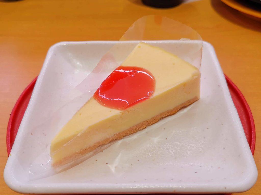 スシロー ニューヨークチーズケーキ (8)