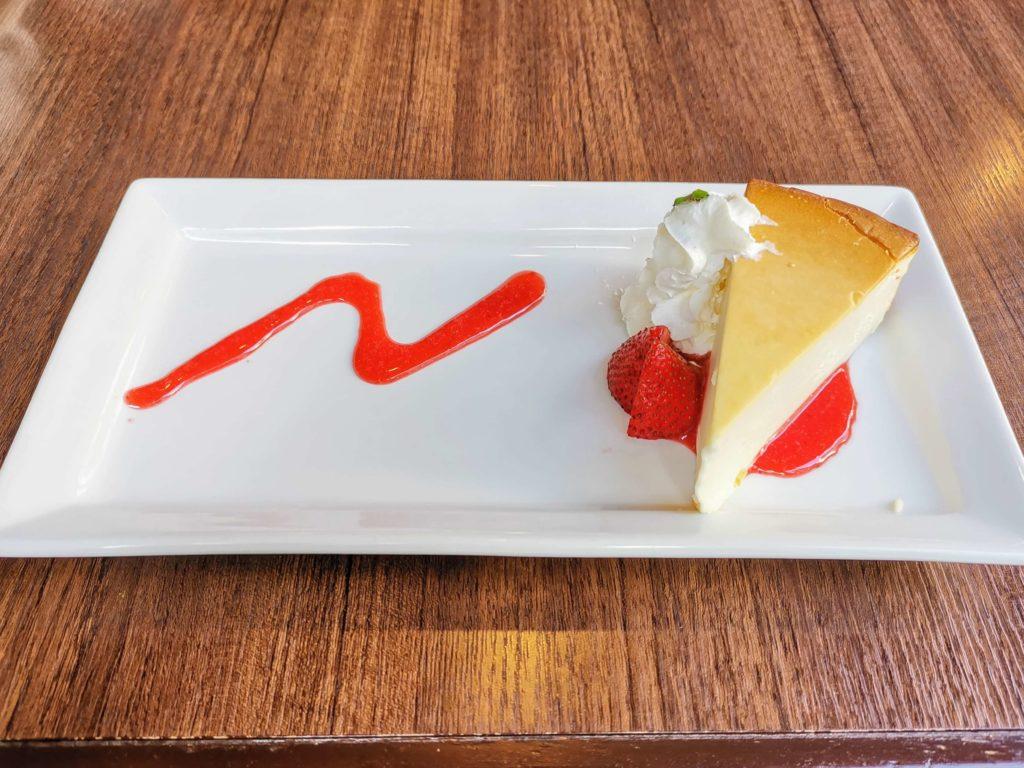TGI ニューヨークチーズケーキ (5)