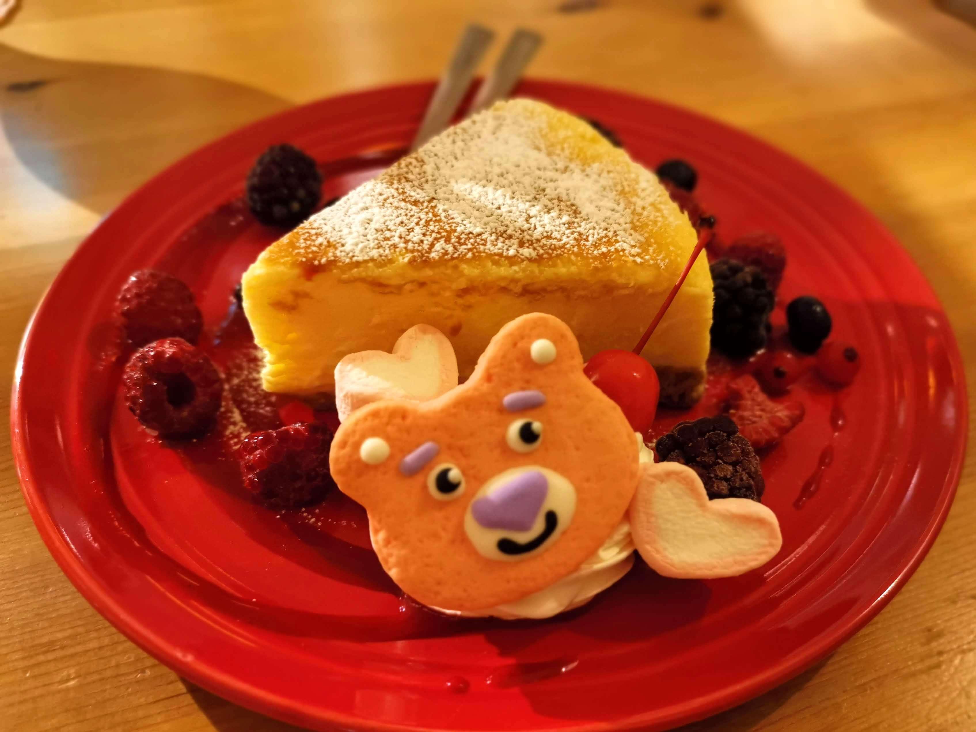 高円寺 All Cs cafe オールシーズカフェ ニューヨークチーズケーキ (4)