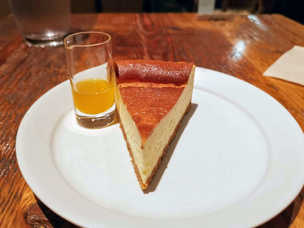 ブルックリンパーラー ニューヨークベイクドチーズケーキ