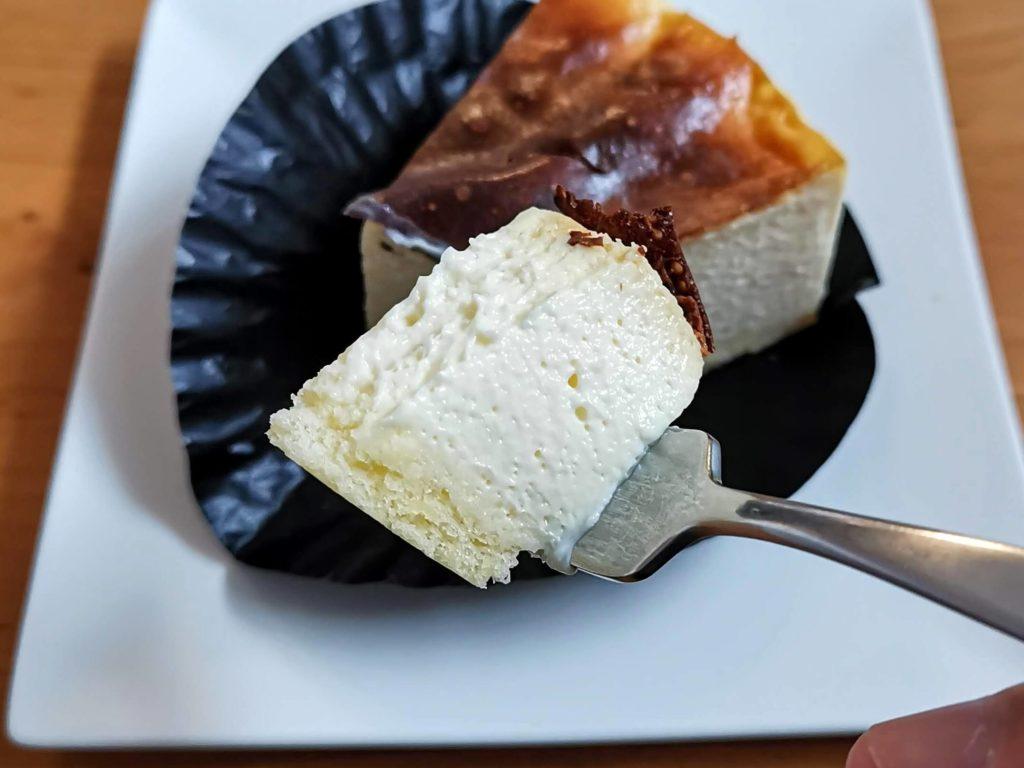コージーコーナー とろけるバスクチーズケーキ (18)