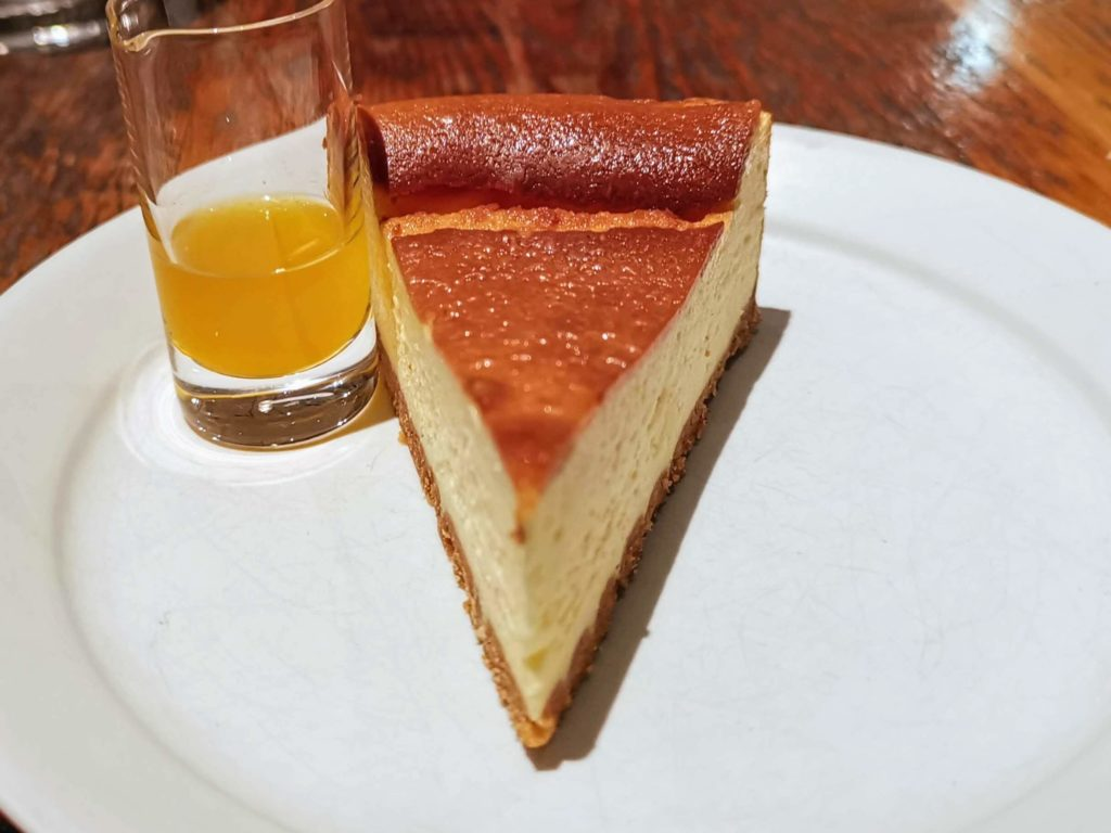 ブルックリンパーラー ニューヨークベイクドチーズケーキ (5)