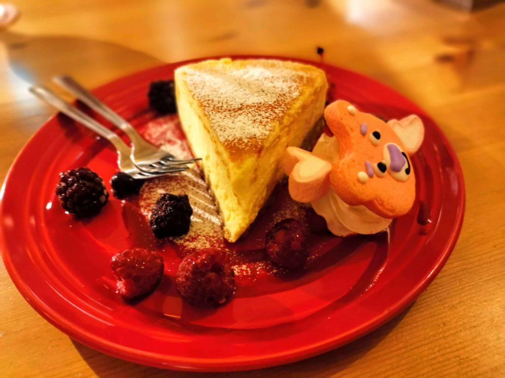 高円寺 All Cs cafe オールシーズカフェ ニューヨークチーズケーキ (3)