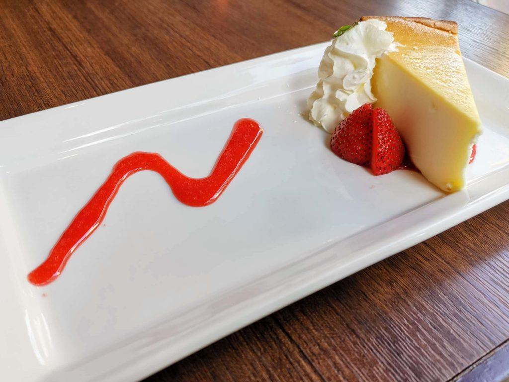 TGI ニューヨークチーズケーキ (6)