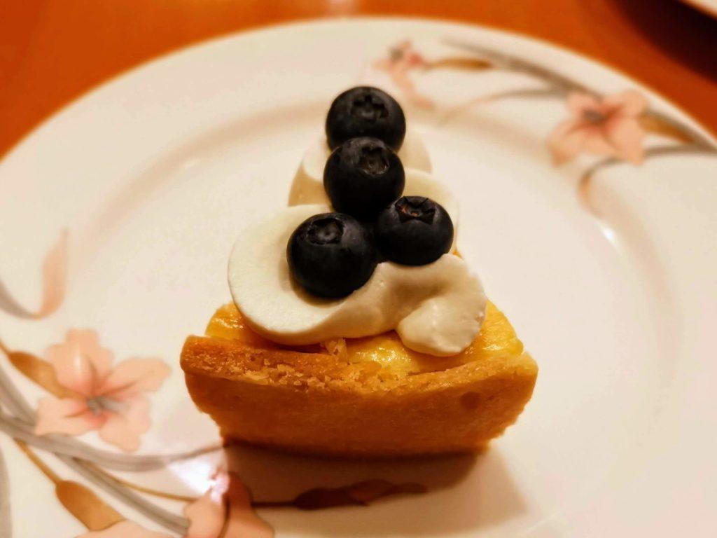 東京風月堂 ブルーベリーチーズケーキ (6)