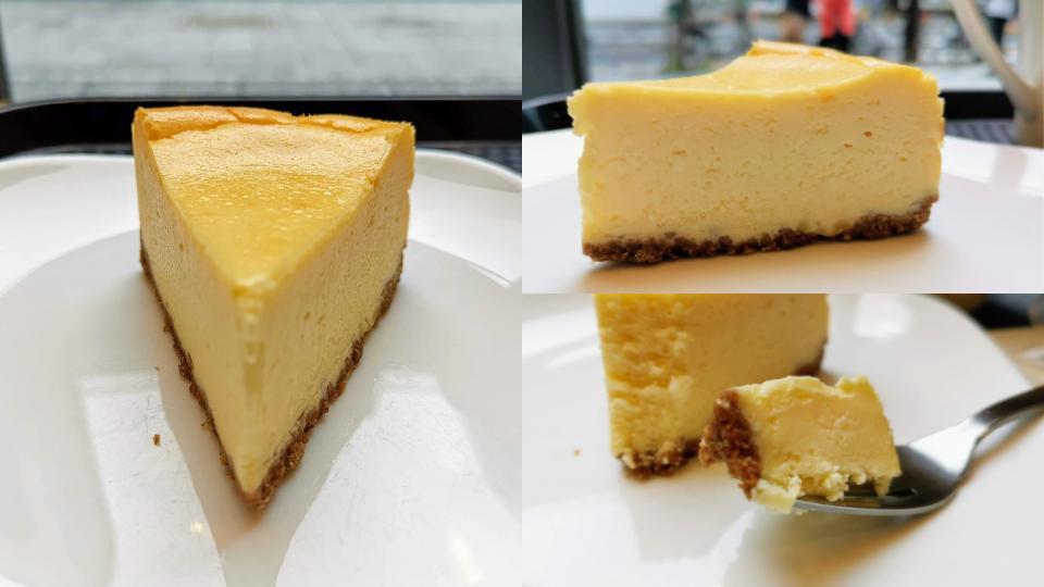 コーヒービーン&ティーリーフ ニューヨークスタイルチーズケーキ (1)