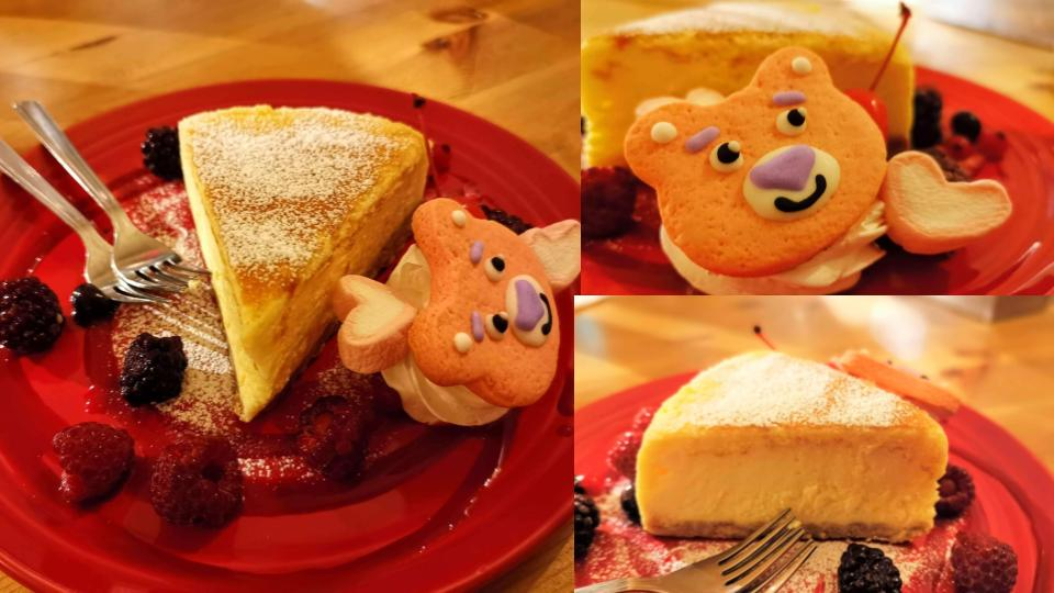 高円寺 All Cs cafe オールシーズカフェ ニューヨークチーズケーキ (8)