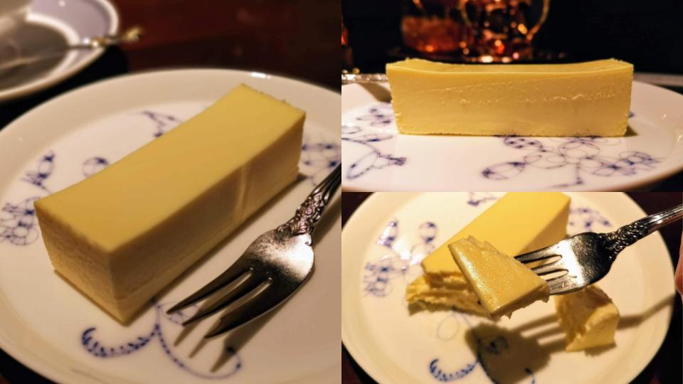 皇琲亭 池袋 チーズケーキ