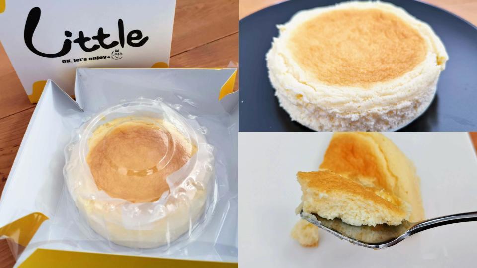 リトルローザンヌ 熟成とろとろチーズケーキ (13)
