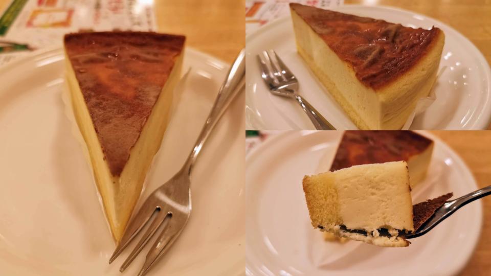 ポポラマーマ バスクチーズケーキ (13)