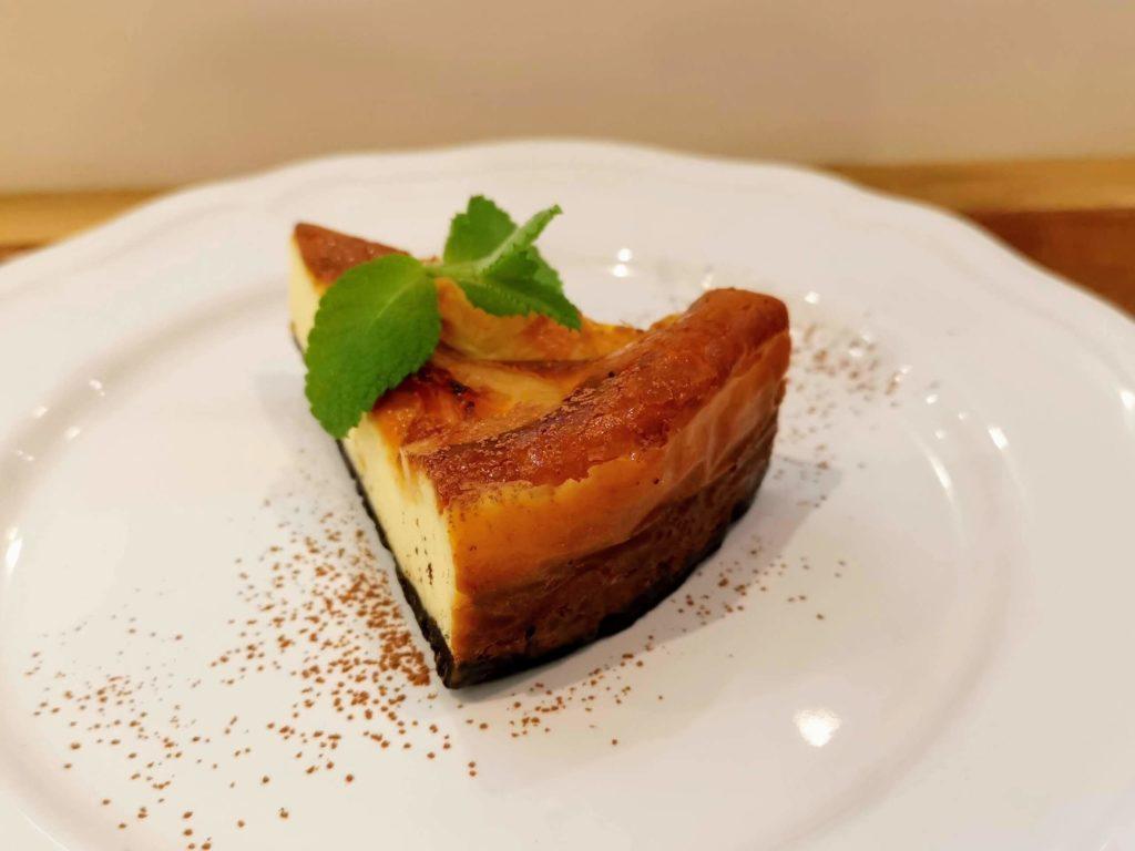 赤坂 ニュージーランドカフェ 自家製ベイクドチーズケーキ (8)