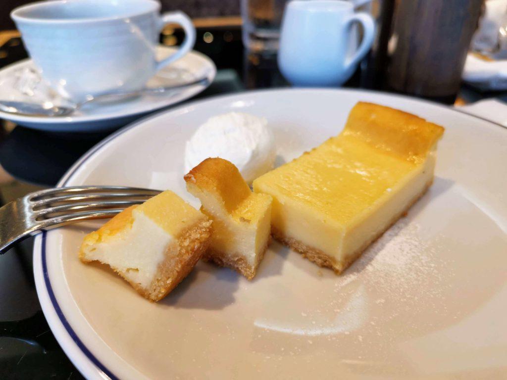 銀座 木村屋 チーズケーキ (7)