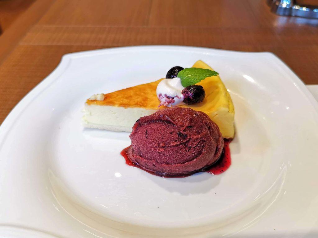 倉式珈琲店 ニューヨークチーズケーキ