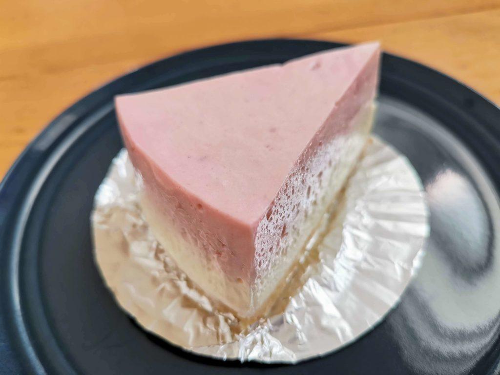 チーズケーキやまぐち ラズベリー(レアチーズケーキ) (6)