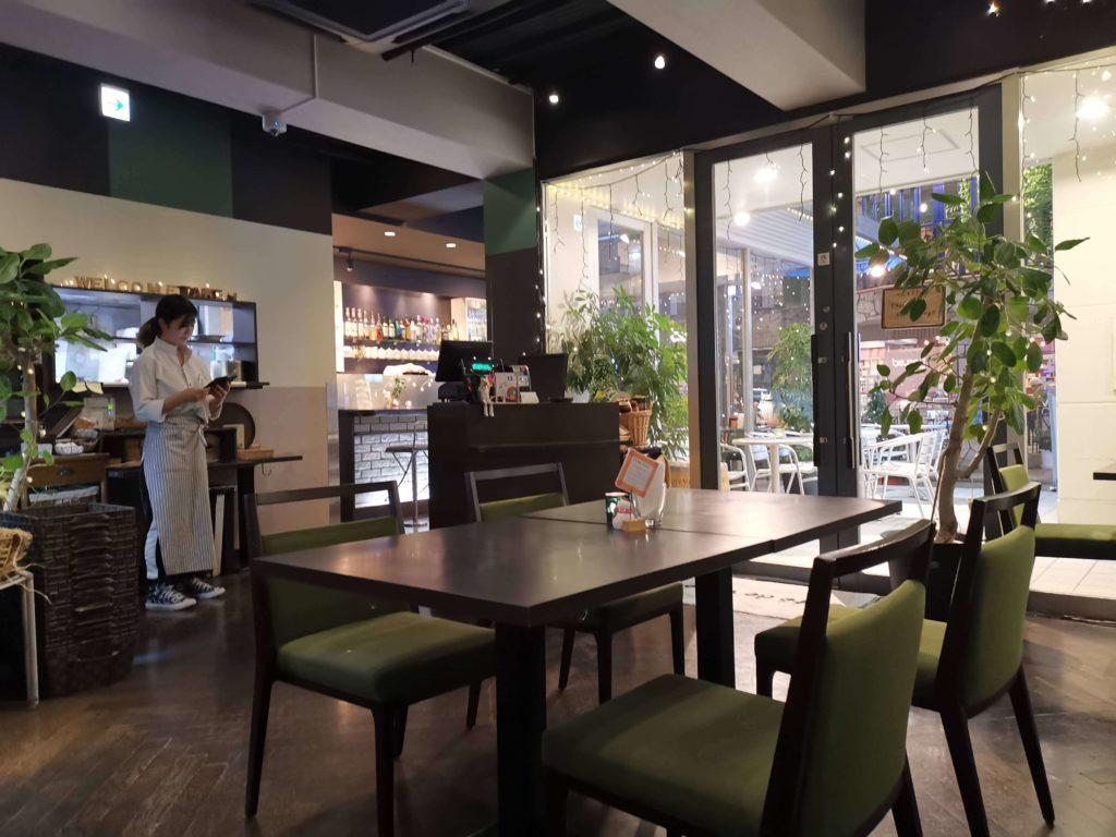 原宿 cafe de 武 (8)