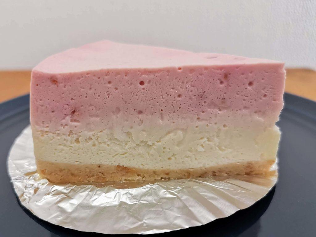 チーズケーキやまぐち ラズベリー(レアチーズケーキ) (5)