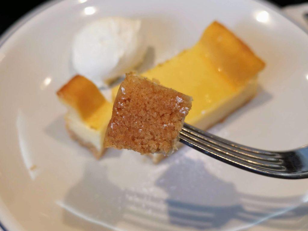 銀座 木村屋 チーズケーキ (4)