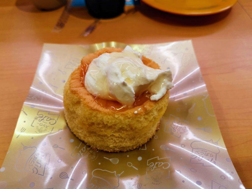 スシロー パンケーキ