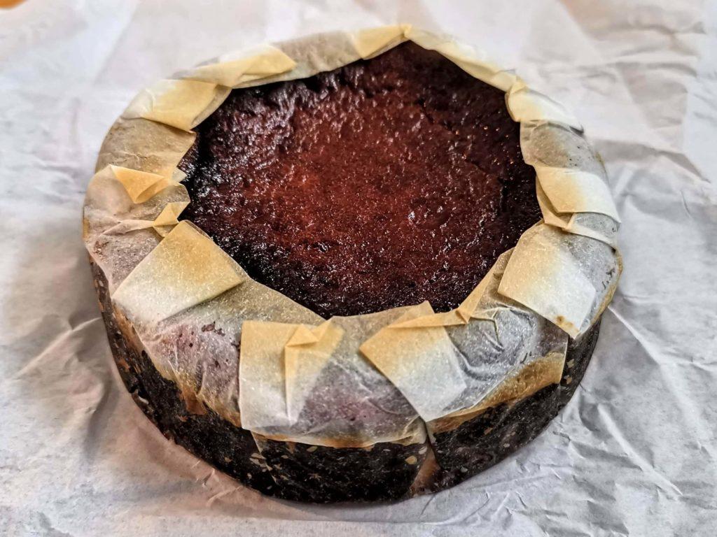 カオリーヌ菓子 バスクのチーズケーキ (9)