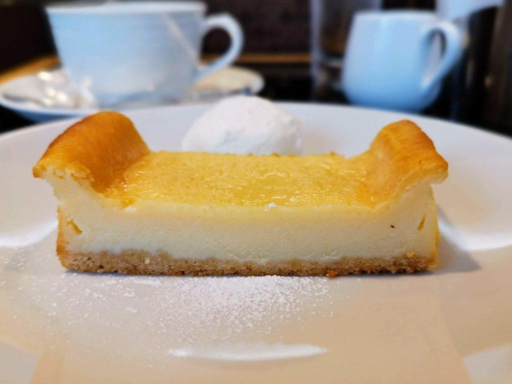 銀座 木村屋 チーズケーキ (9)