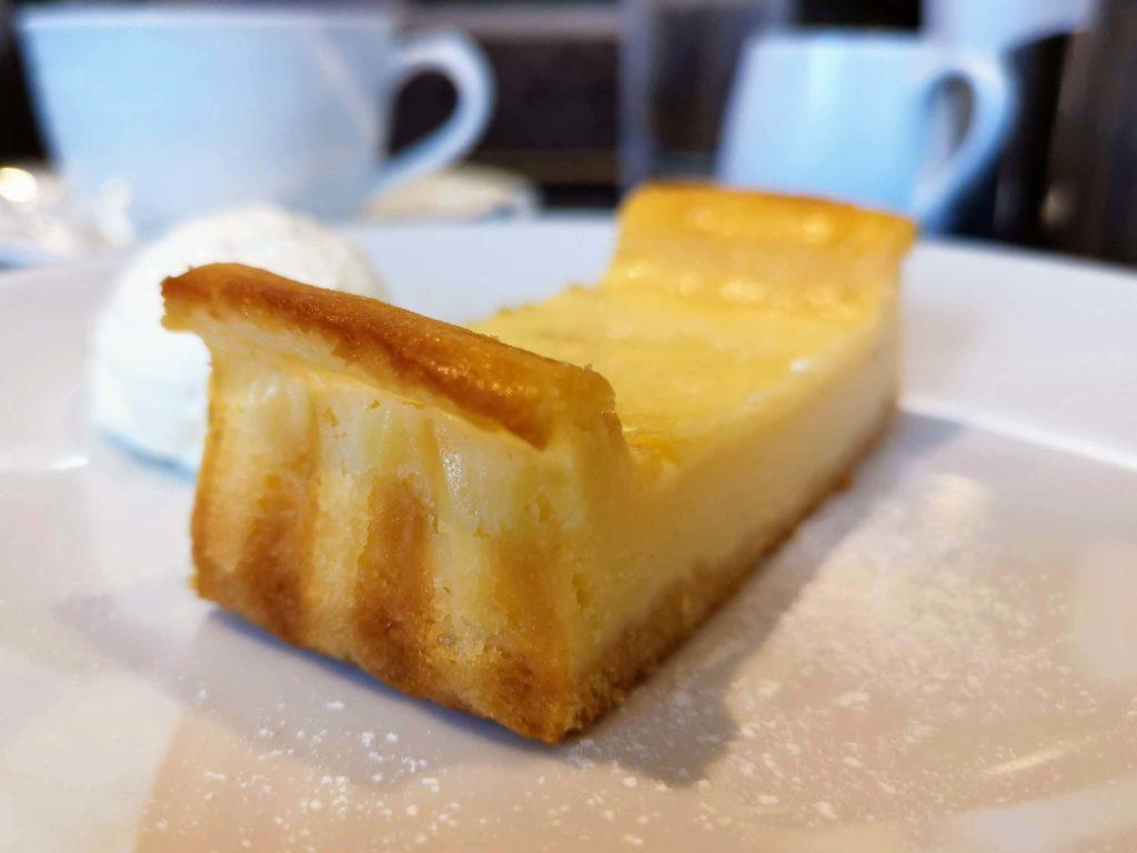 銀座 木村屋 チーズケーキ (11)