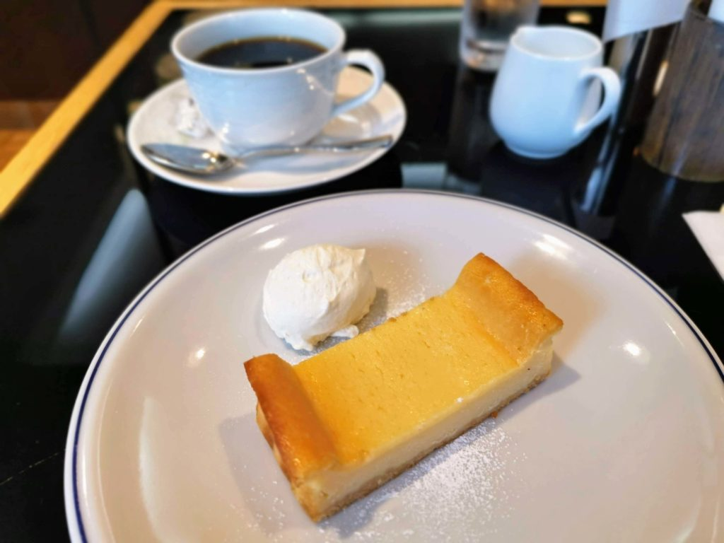 銀座 木村屋 チーズケーキ (13)