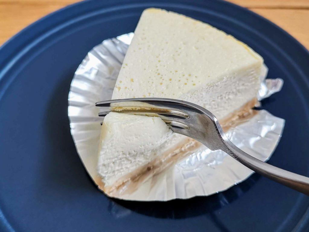 チーズケーキやまぐち チーズ&チーズ(ベイクド) (14)