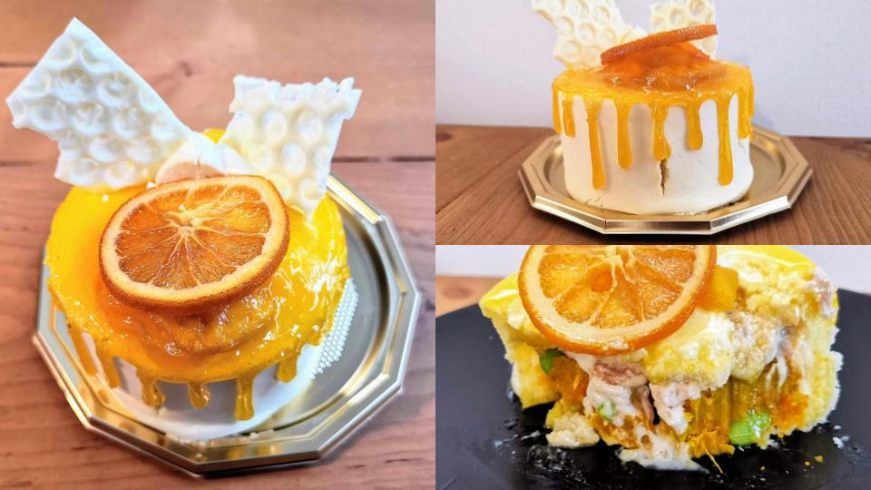 JTRRD cafe & season0 「生ハムチーズとかぼちゃと枝豆のチーズケーキ」 (20)