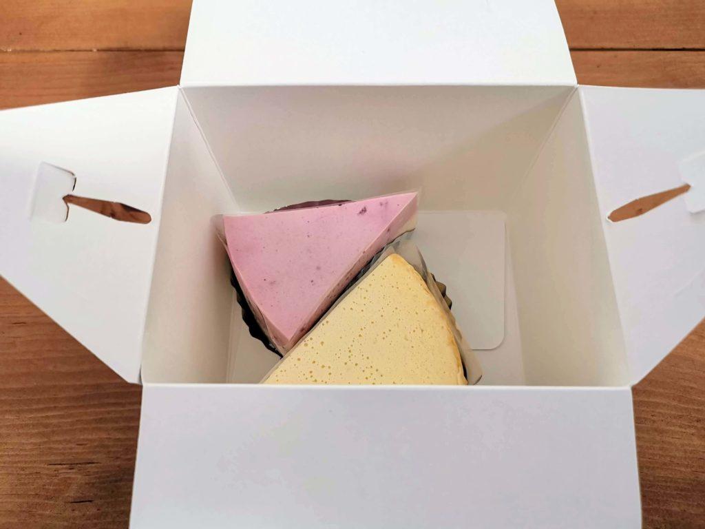 チーズケーキやまぐち チーズ&チーズ(ベイクド) (3)