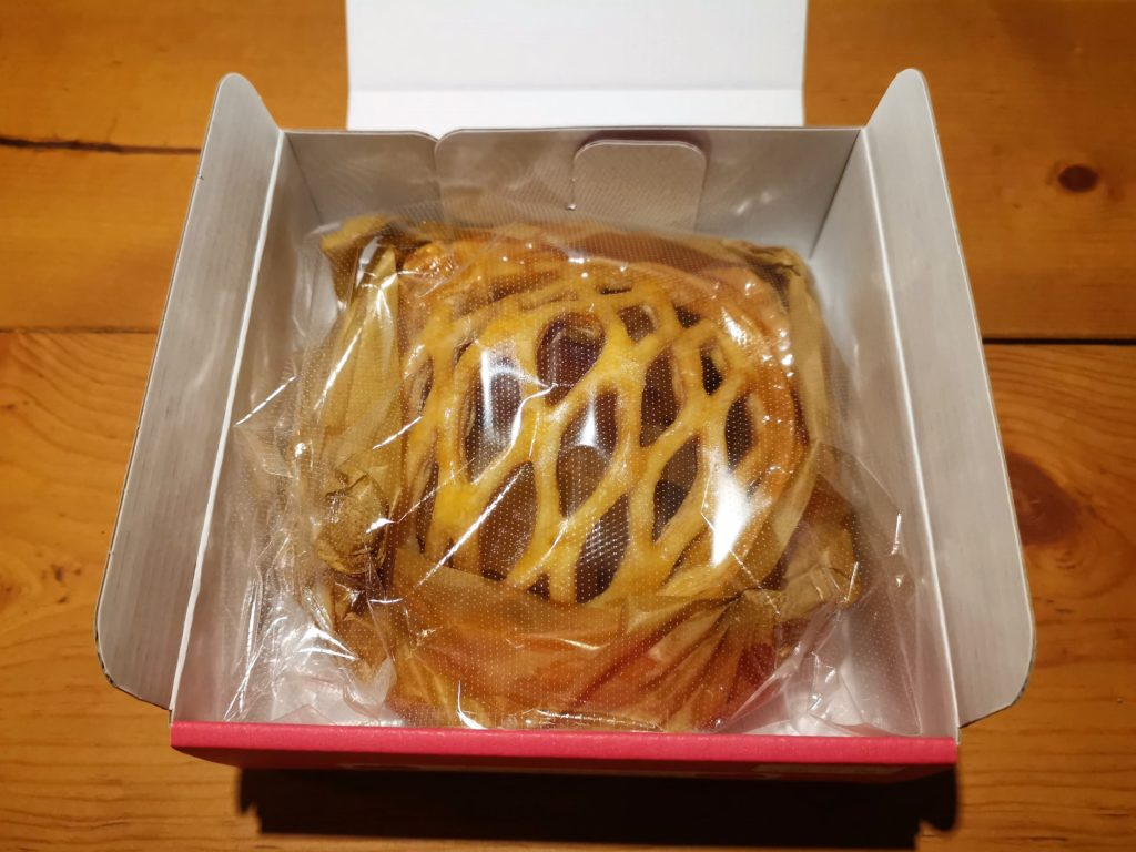 りくろーおじさん アップルパイ (3)