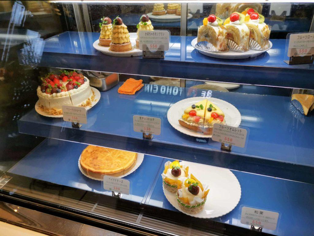 なんば cafe the plant room チーズケーキ (4)