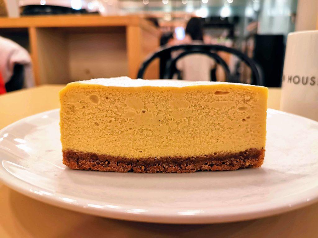 ガーデンハウス新宿 ほうじ茶チーズケーキ (9)