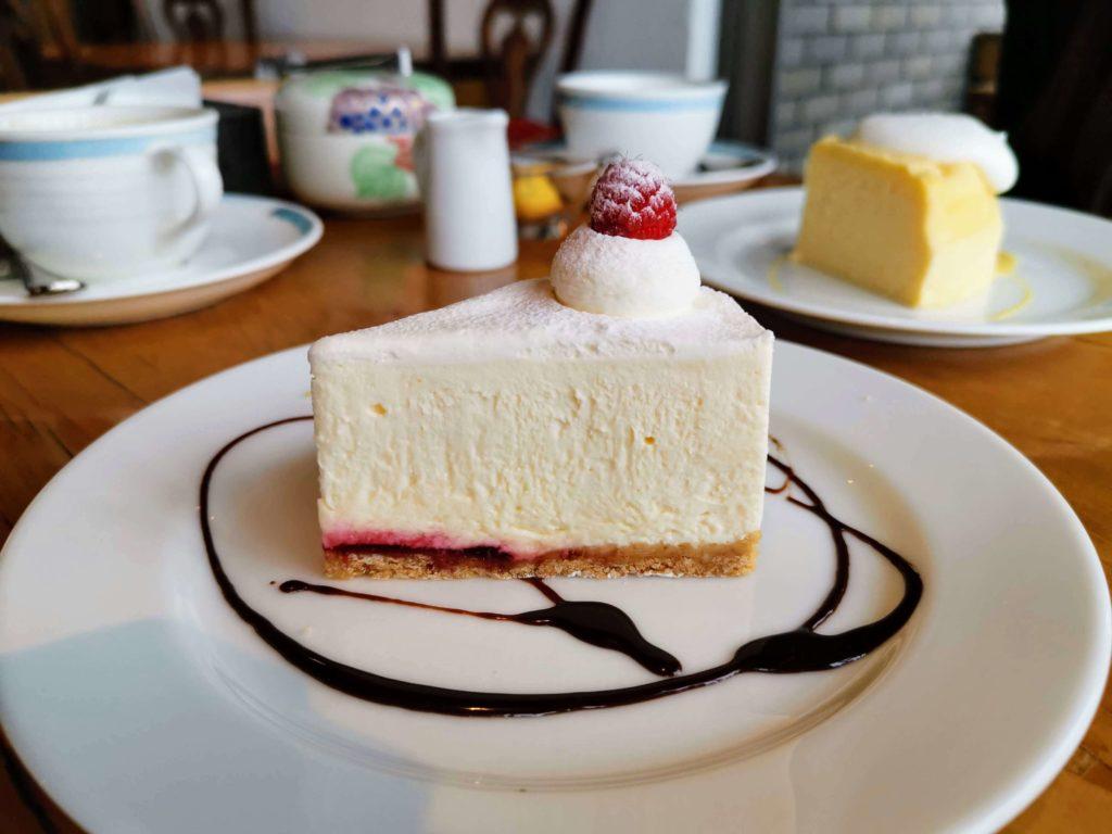 浅草 カフェムルソー レアチーズケーキ (2)