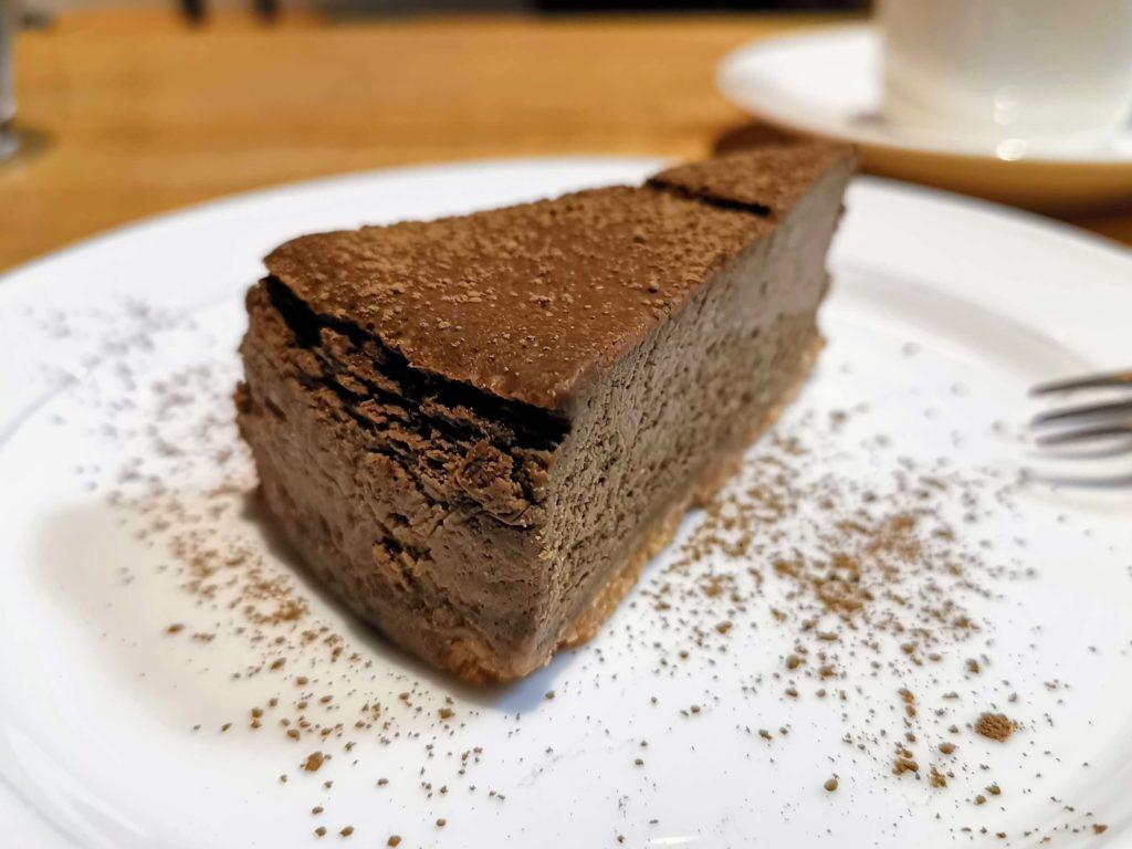 広尾・恵比寿 テネメント ほうじ茶チーズケーキ (5)