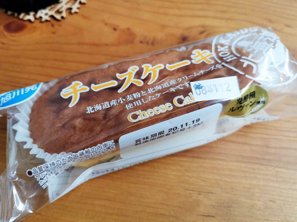 山崎製パン チーズケーキ (1)