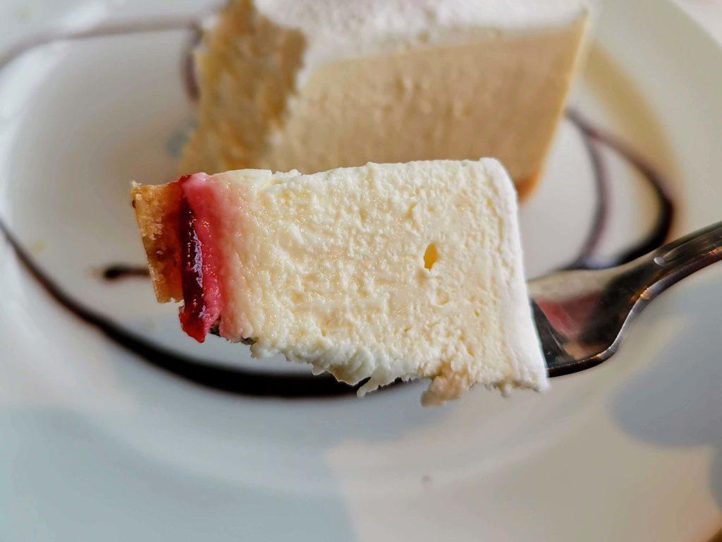 浅草 カフェムルソー レアチーズケーキ (1)