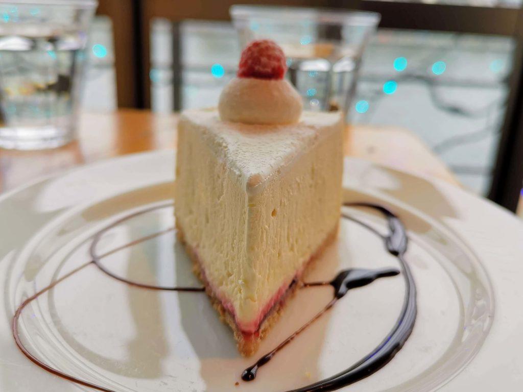 浅草 カフェムルソー レアチーズケーキ (4)