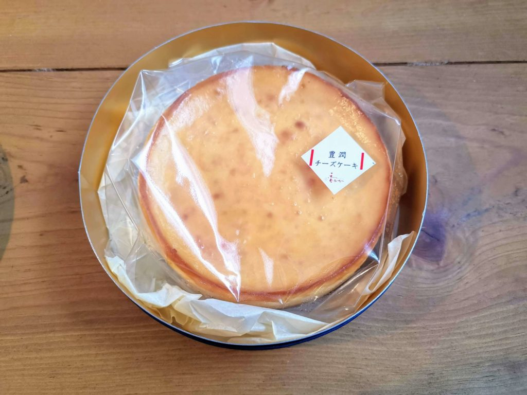 香のか 豊潤チーズケーキ (14)