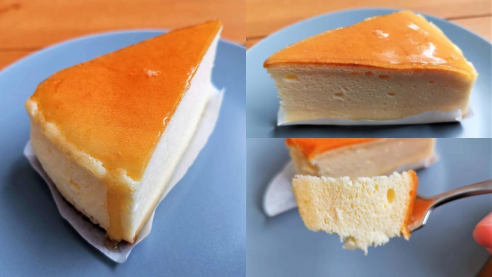 山崎製パン チーズスフレ