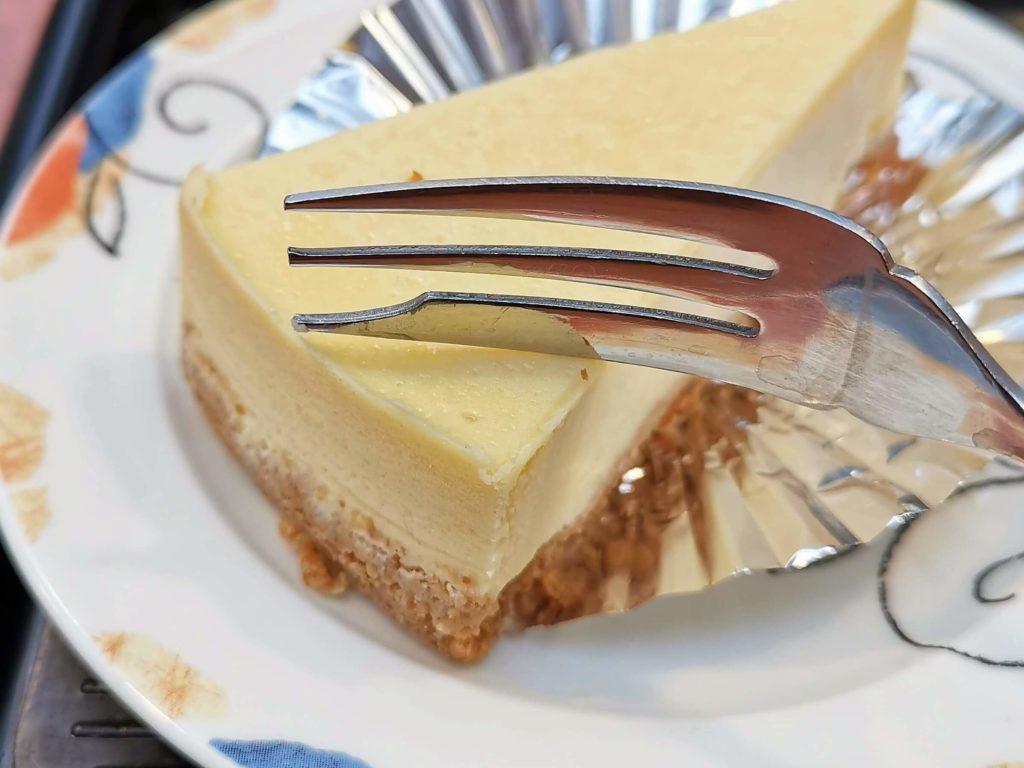 高田馬場 カフェシエロ ニューヨークチーズケーキ (14)